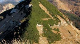 Gennerhorn, gesehen vom Gipfel des Gruberhorns