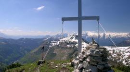 Osterhorn Gipfelkreuz
