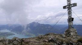 Rettenkogel Gipfelkreuz