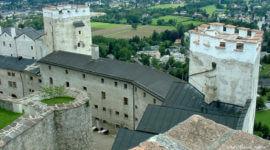 Im Inneren der Festung