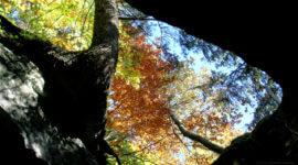 Höhlen und Schluchten - eine beeindruckende Landschaft!