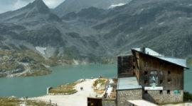 Das Alpinzentrum Rudolfshütte und der Weißsee