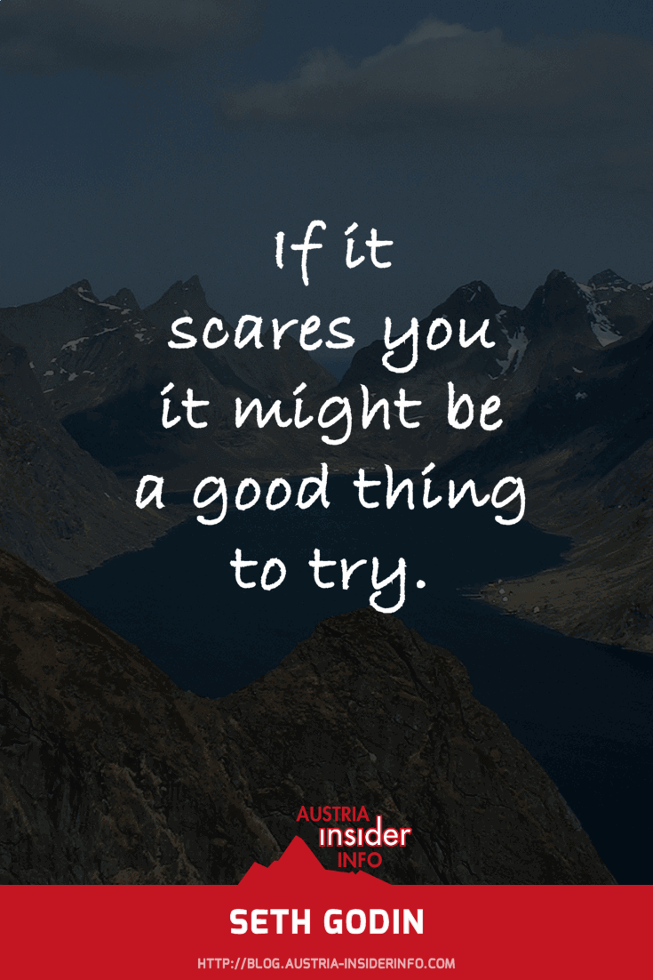 If It Scares You