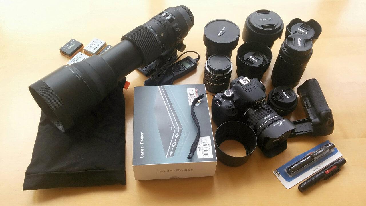 Fotografie - der Weg ist das Ziel