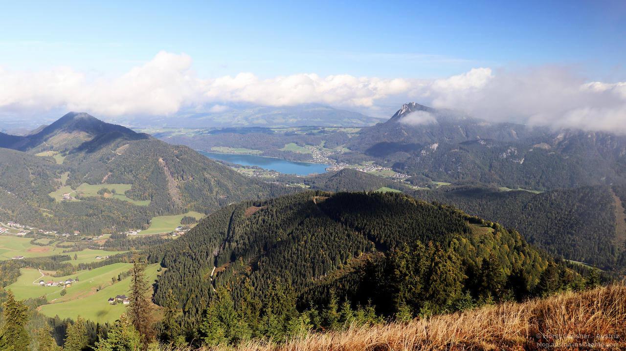 Faistenauer Schafberg / Loibersbacher Höhe