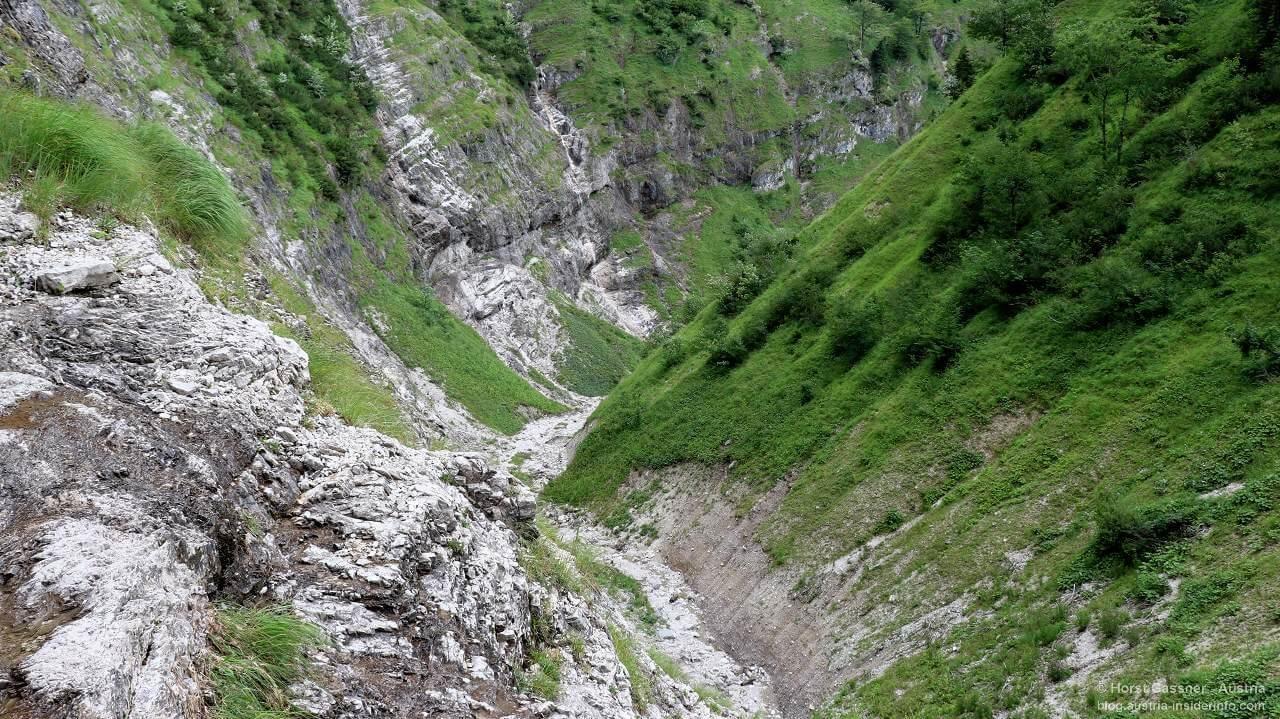 Eiskapelle - herrlicher Talschluss