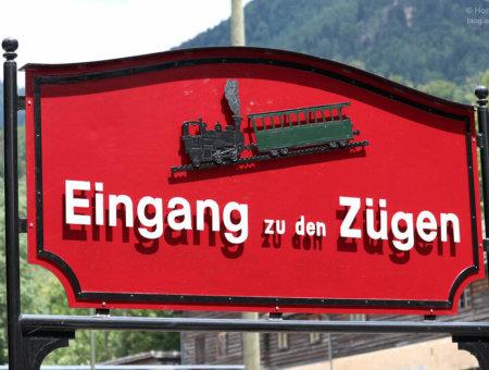 Schafberg mit der Zahnradbahn