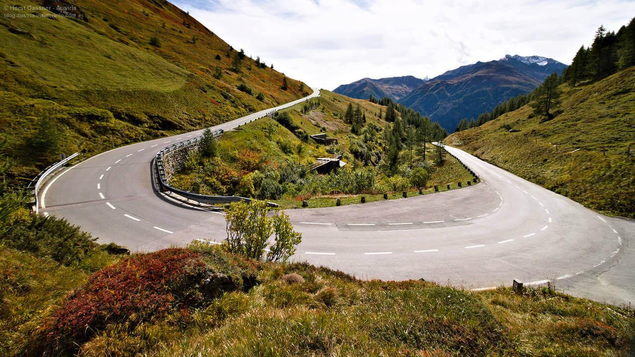 3 Panoramastraßen im Salzburger Land