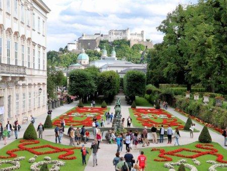 Stadtrundgang durch Salzburg