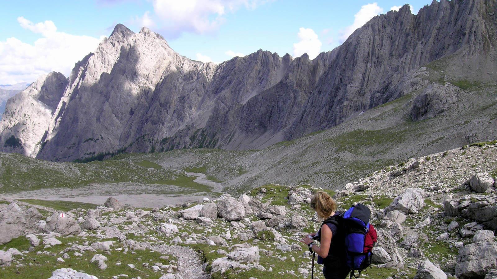 Dreitörlweg Lienzer Dolomiten