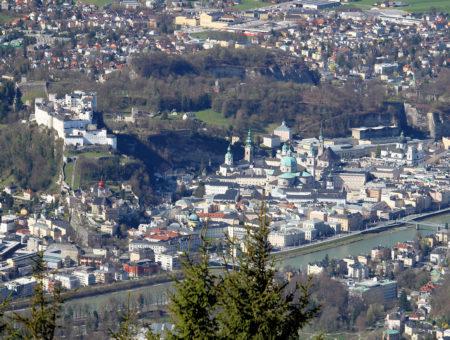 Gaisberg (mit Auto oder Bus)