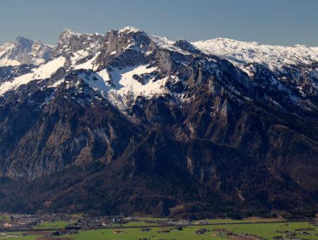 Untersberg / Geiereck (1805m)