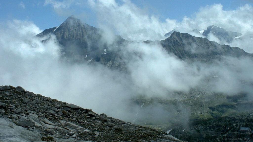 Herrliche Ausblicke am Gletscherlehrpfad