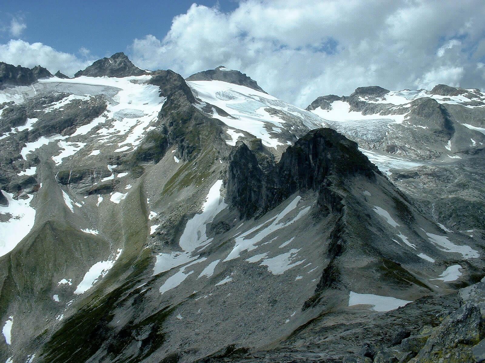 Am Gletscherlehrpfad