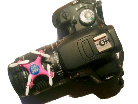 Fotografieren mit Drohnen