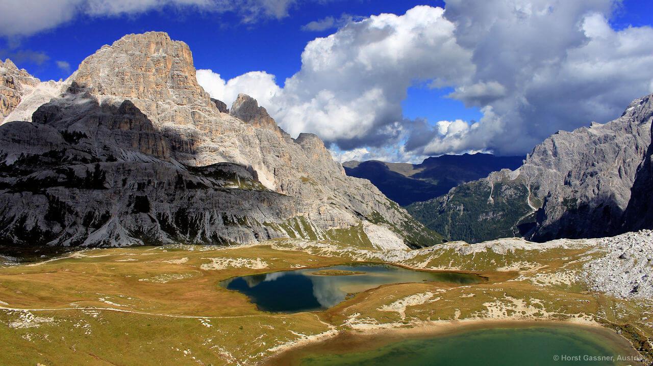 Bödenseen Toblinger Riedl, Sextner Dolomiten