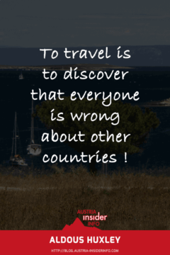 To Travel Is To Discover