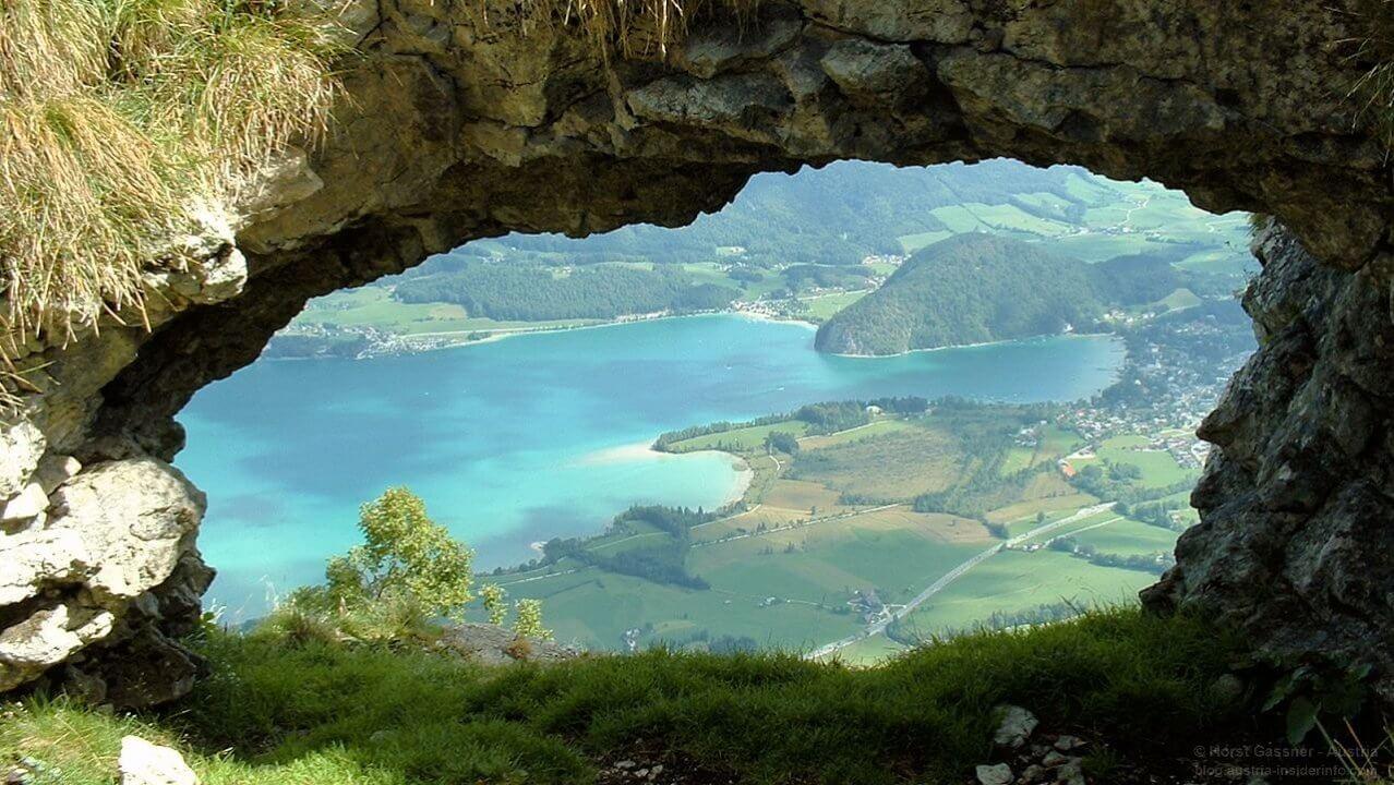 Die Schönsten Hütten-Wanderwege - Das Ofenloch