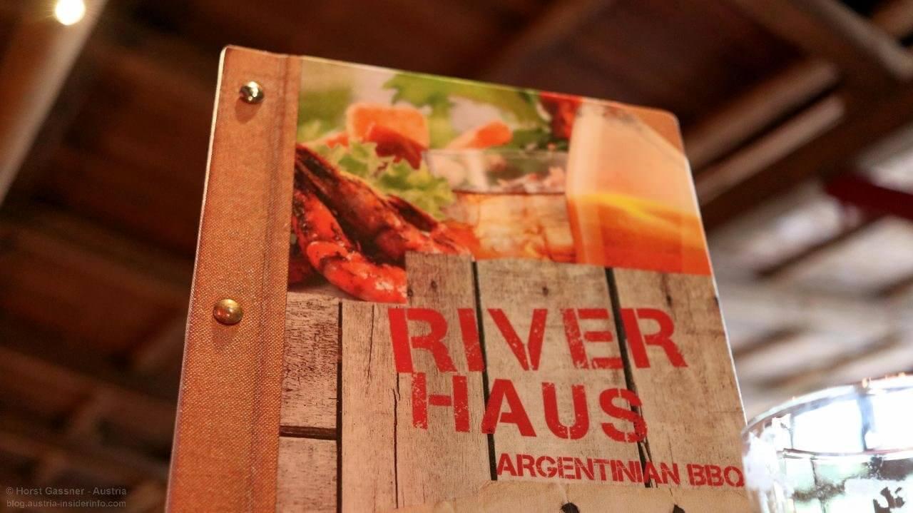 AREA47 - River Haus - argentinisches Restaurant