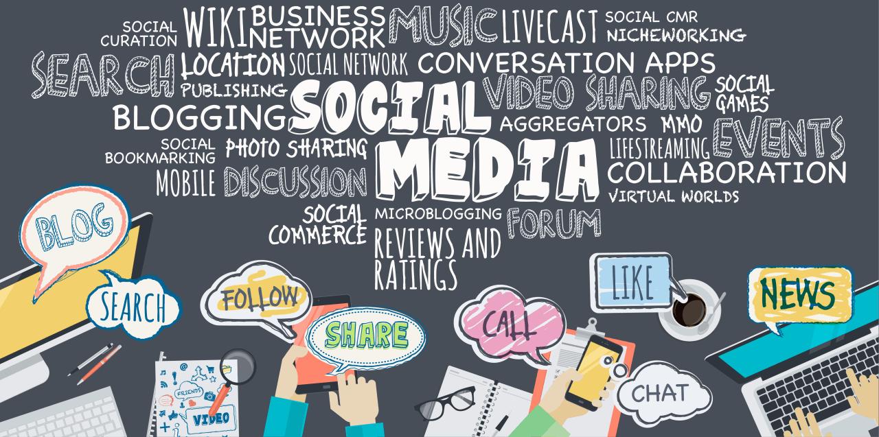 Social Media Overkill 2 - genug ist genug