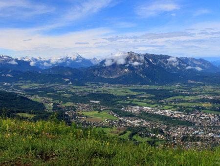 Gaisberg Gipfel