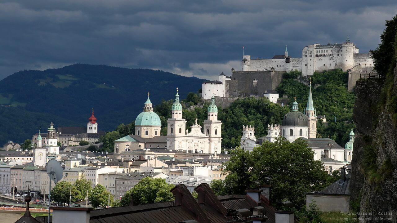 Salzburg meine Heimatstadt