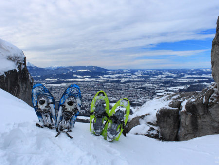 15 Schneeschuhtouren im Salzburger Land – Teil 1