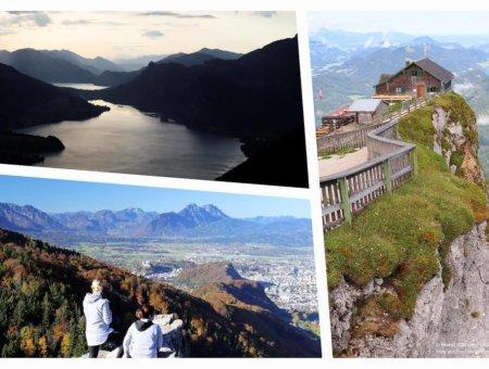 Meine 3 Lieblingsberge im Salzburger Land