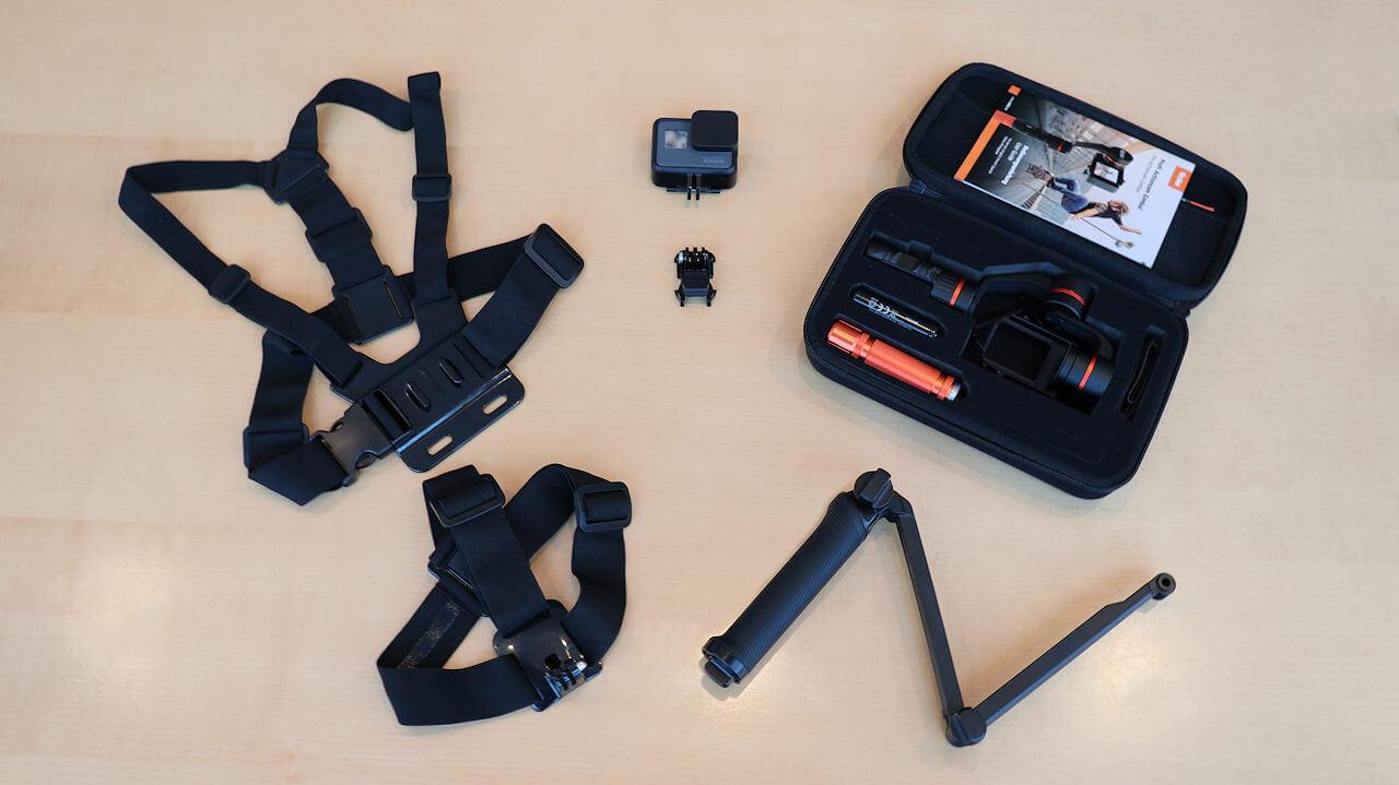 GoPro 5 Hero Black Zubehör