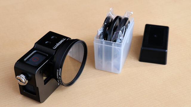 GoPro Filter-Set
