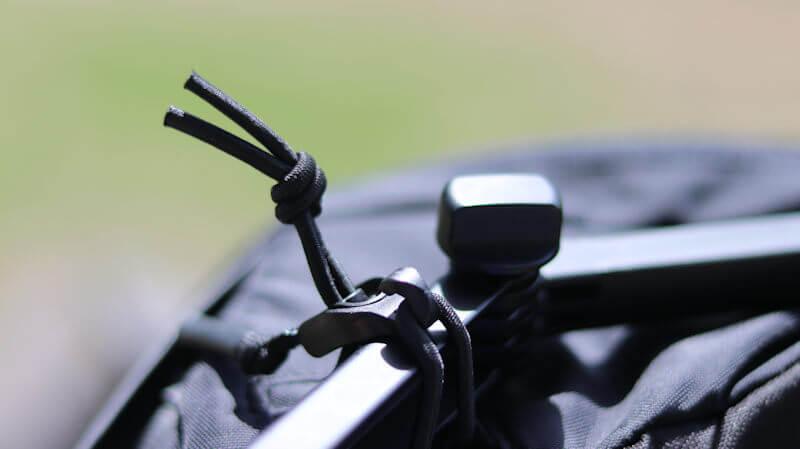 GoPro Seeker - 3-Wege Halterung eingehängt
