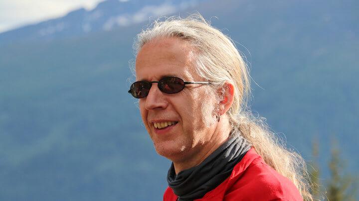 Achim Meurer - Moderator beim Fotocamp
