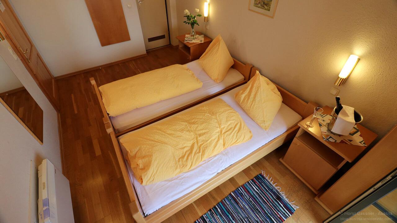 Zimmer im Hotel Schafbergspitze