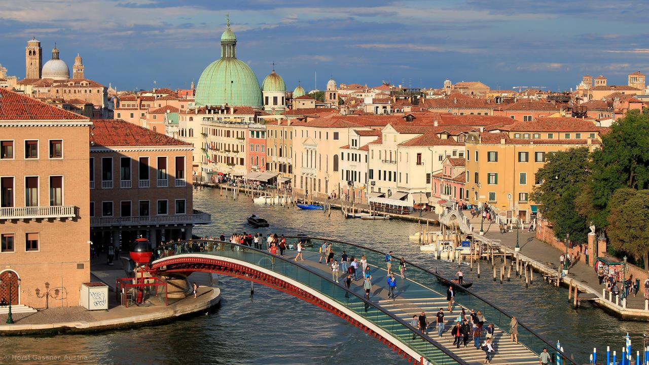 Overtourism in Venedig - Grenze bereits überschritten