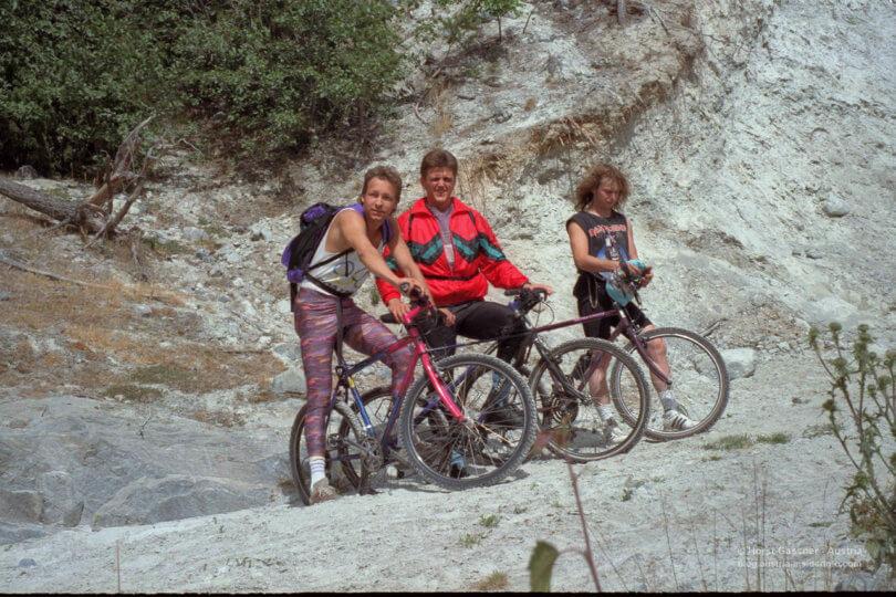 Horst 1992, ganz links. Man beachte die stilsichere Hose!