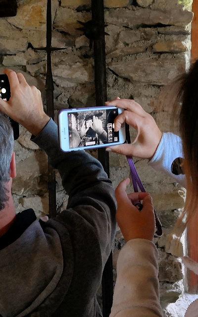 Fotograf fotografiert Fotograf beim Fotografen fotografieren