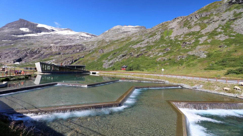 Trollstigen 2018 - gelungener Ausbau