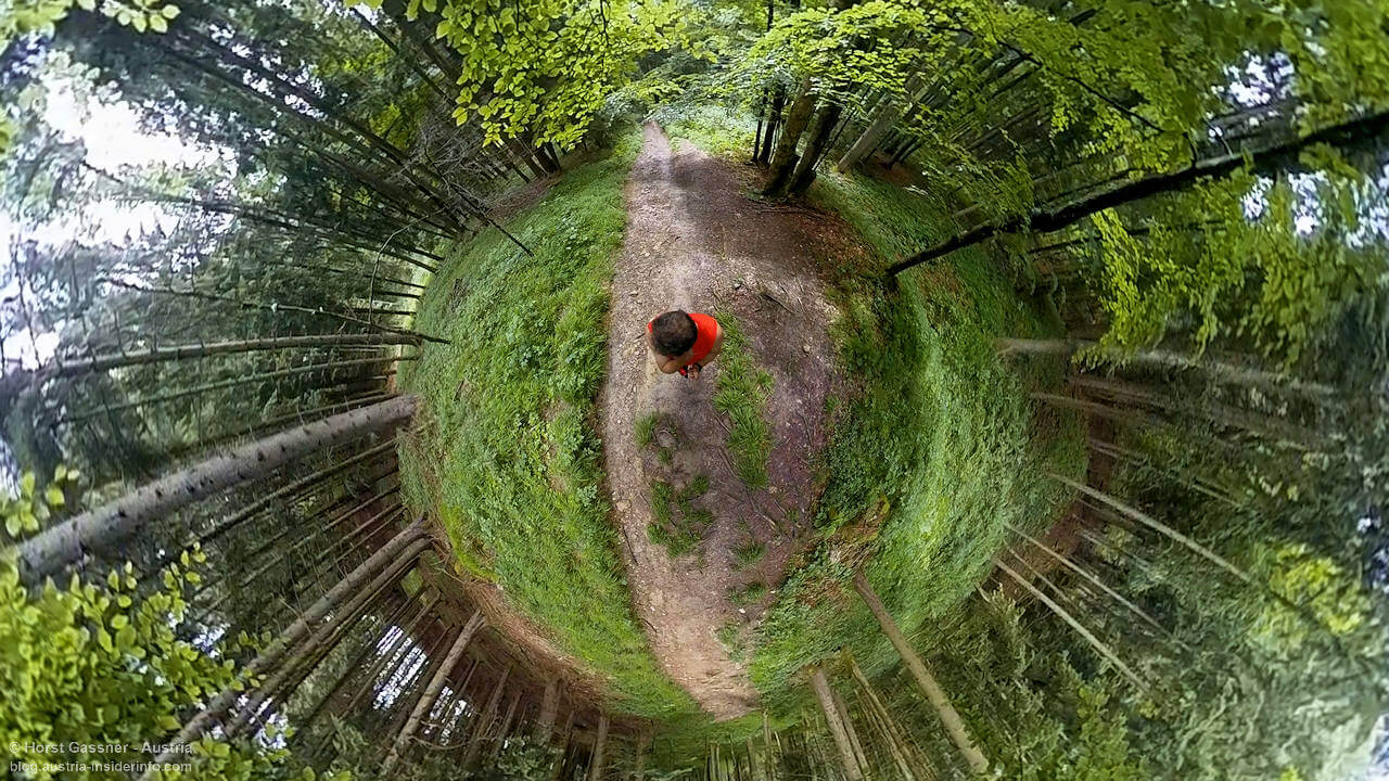 Insta 360 One Panoramakamera