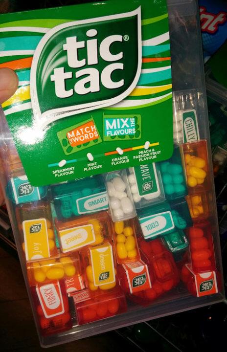 TicTac Plastik Overkill