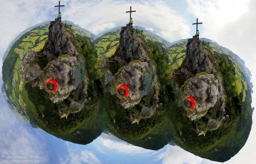 Österreicher verbraucht nahezu 3 Erden