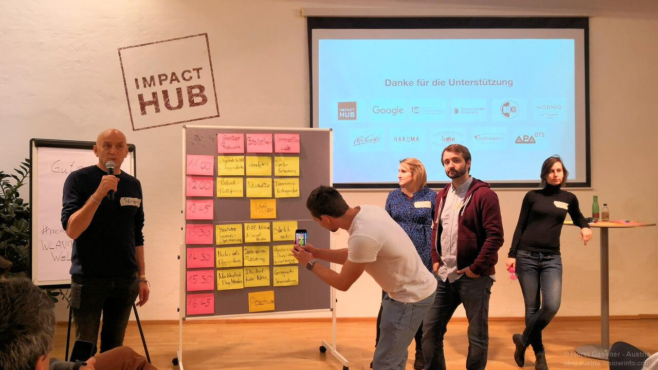 MedienCamp Vienna 2018 Rückblick