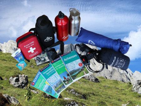Weitwandern Packliste mit Mehrwert – Wanderausrüstung