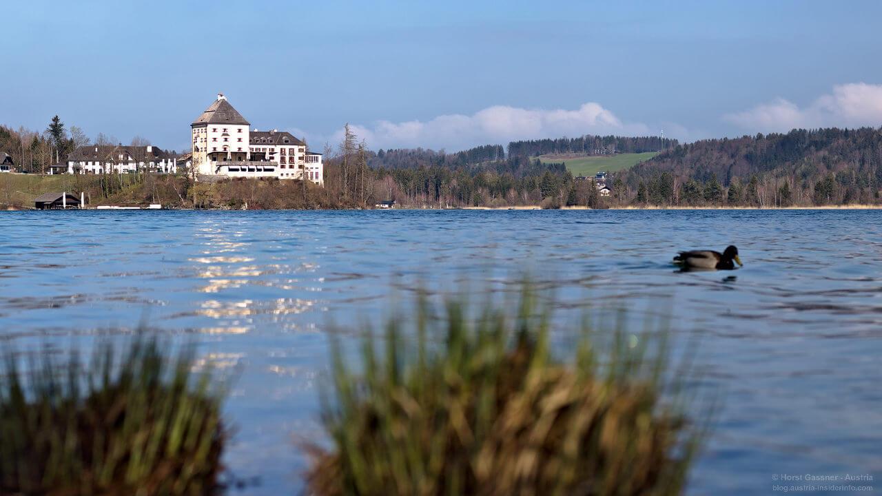 Fuschlsee - Hotel Schloss Fuschl