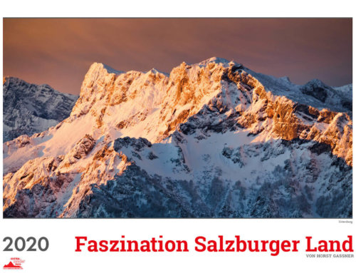 Kalender Faszination Salzburger Land 2020 – Wertvolle Erkenntnisse