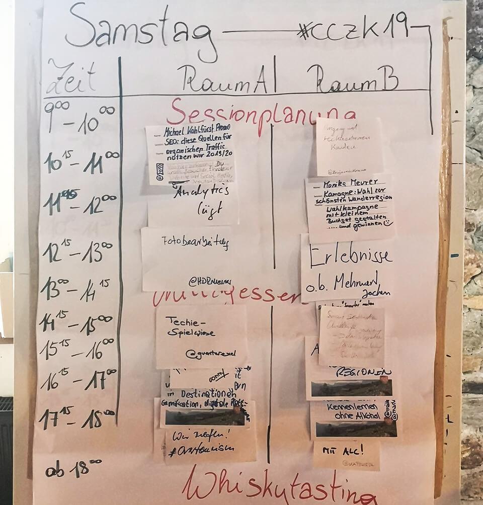 Die Sessions 2019, Castlecamp Burg Kaprun