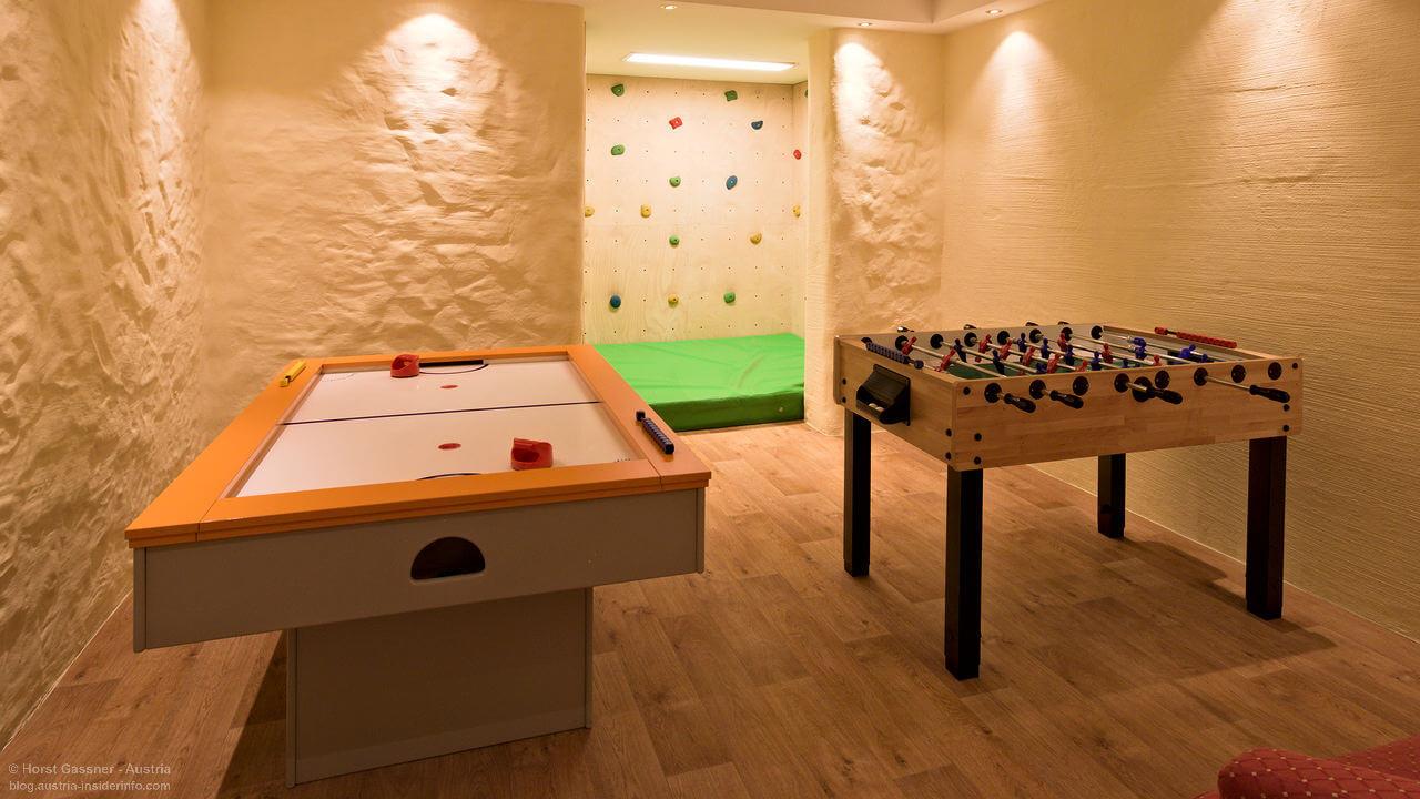 Hotel Gratz - Spieleraum