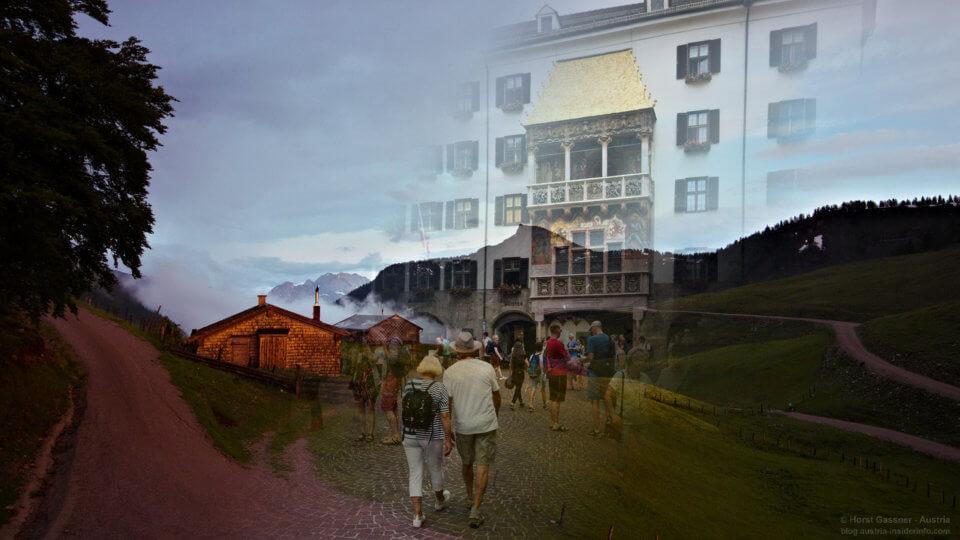 Nachhaltigkeit leben - Weitwanderung Salzburg Innsbruck statt Mallorca