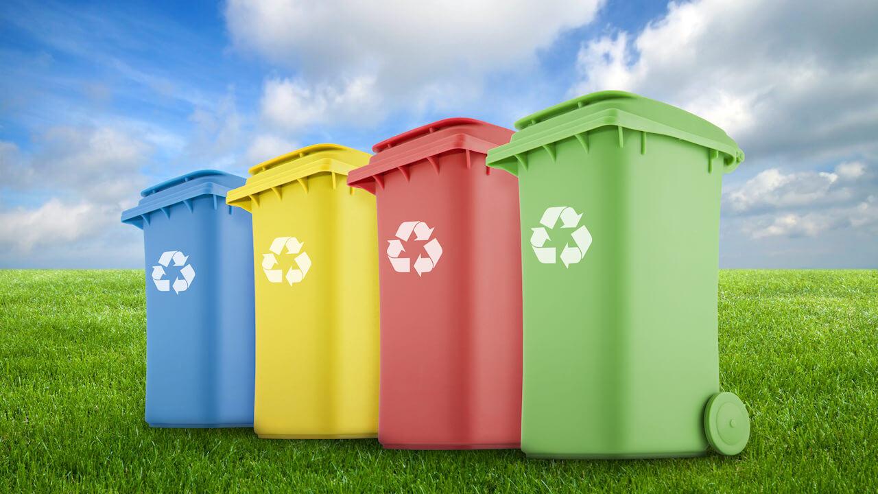 Probleme beim Recycling von Kunststoff