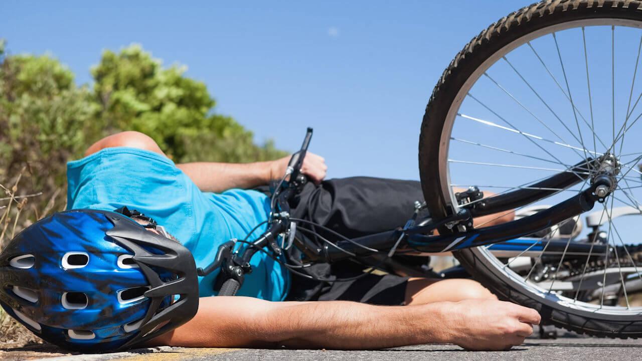 7 Gefahren für Radfahrer