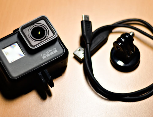 GoPro Hero 5 Black vs. GoPro Hero 8 Black